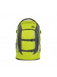 Satch Pack Schulrucksack Ginger Lime