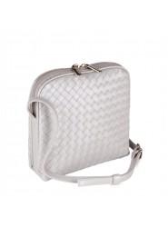 HCL Flecht Handtasche zum quer tragen