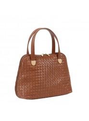 HCL Flecht Handtasche