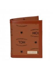 HCL Logo Kleinlederwaren Scheintasche