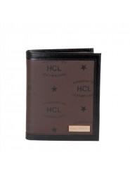 HCL Logo Kleinlederwaren Scheintasche hoch
