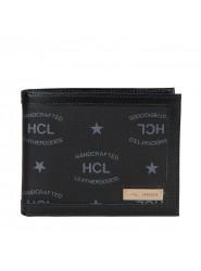 HCL Logo Kleinlederwaren Scheintasche - quer