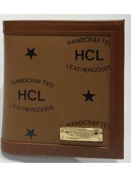 HCL Logo Kleinlederwaren Scheintasche klein