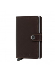 Secrid Miniwallet Original-Dark-Brown