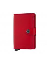 Secrid Miniwallet Original-Red