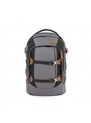 Satch Pack Schulrucksack Special Edition Stay Grey
