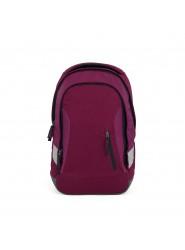 Satch Sleek Schulrucksack Pure Purple